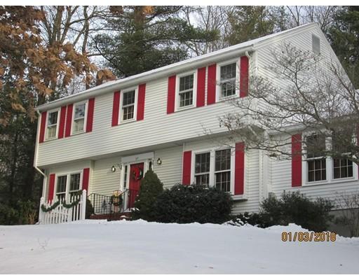 Maison unifamiliale pour l Vente à 27 Browning Road 27 Browning Road Shrewsbury, Massachusetts 01545 États-Unis
