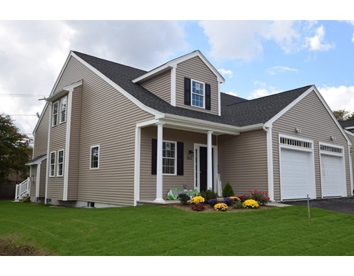 Condominium for Sale at 502 Meadow Lane 502 Meadow Lane Randolph, Massachusetts 02368 United States