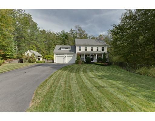 Casa Unifamiliar por un Venta en 23 Wixtead Court 23 Wixtead Court Douglas, Massachusetts 01516 Estados Unidos