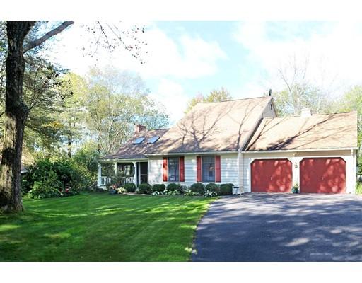 独户住宅 为 销售 在 1172 Dunhamtown Brimfield Road 1172 Dunhamtown Brimfield Road Brimfield, 马萨诸塞州 01010 美国