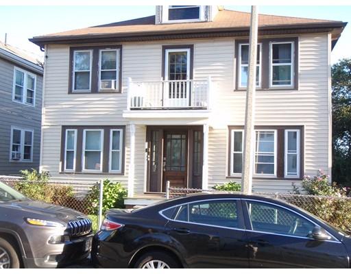 Casa Unifamiliar por un Alquiler en 54 Westmoreland Street Boston, Massachusetts 02124 Estados Unidos