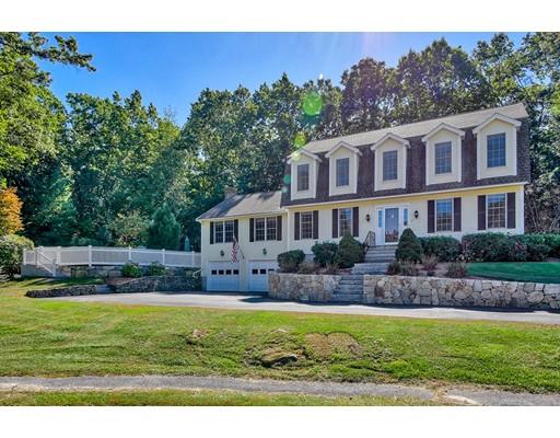 Частный односемейный дом для того Продажа на 11 Braeburn Road 11 Braeburn Road Chelmsford, Массачусетс 01824 Соединенные Штаты