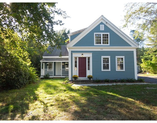 Single Family Home for Sale at 255 W Washington Street 255 W Washington Street Hanson, Massachusetts 02341 United States