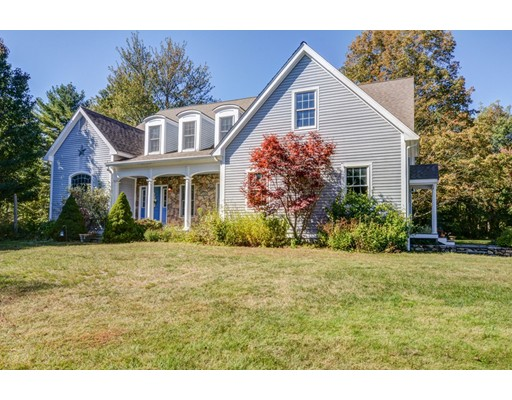 Single Family Home for Sale at 282 Hill Road 282 Hill Road Boxborough, Massachusetts 01719 United States