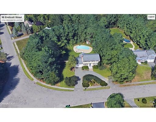 Additional photo for property listing at 99 Endicott Street  Westwood, Massachusetts 02090 United States