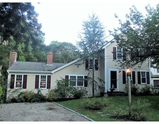 独户住宅 为 销售 在 485 Center Street 丹尼斯, 02660 美国