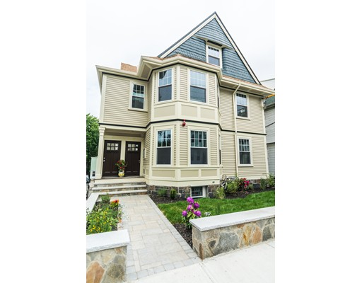 Condominium for Sale at 25 Albion 25 Albion Somerville, Massachusetts 02143 United States