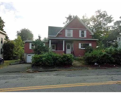 واحد منزل الأسرة للـ Sale في 273 Clarendon 273 Clarendon Fitchburg, Massachusetts 01420 United States