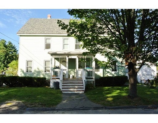 متعددة للعائلات الرئيسية للـ Sale في 12 Garfield Street 12 Garfield Street Fitchburg, Massachusetts 01420 United States
