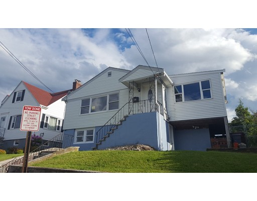 Single Family Home for Rent at 308 reservoir Revere, 02151 United States