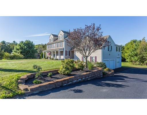 Single Family Home for Sale at 130 CHACE ROAD 130 CHACE ROAD Freetown, Massachusetts 02717 United States