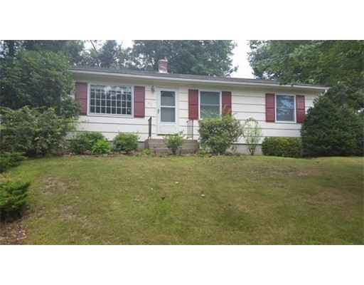 Single Family Home for Rent at 63 Blueberry Hill 63 Blueberry Hill Springfield, Massachusetts 01128 United States