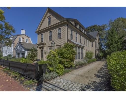 Casa Unifamiliar por un Venta en 288 High Street 288 High Street Newburyport, Massachusetts 01950 Estados Unidos