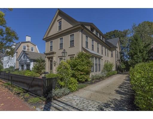 Single Family Home for Sale at 288 High Street 288 High Street Newburyport, Massachusetts 01950 United States