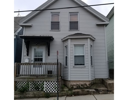Single Family Home for Sale at 17 Wamesit Street Lowell, Massachusetts 01852 United States