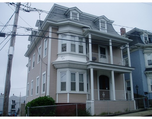 Multi-Family Home for Sale at 546 Second Street 546 Second Street Fall River, Massachusetts 02721 United States