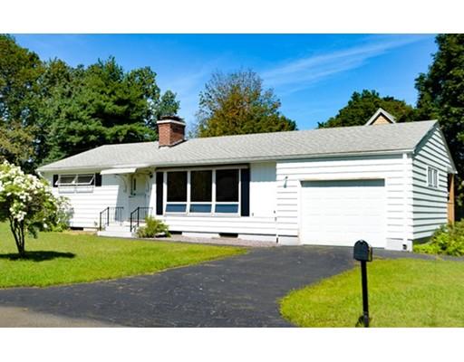 Casa Unifamiliar por un Venta en 33 Crescent Drive 33 Crescent Drive Ludlow, Massachusetts 01056 Estados Unidos
