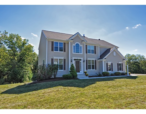 Single Family Home for Sale at 27 Howarth Drive 27 Howarth Drive Upton, Massachusetts 01568 United States