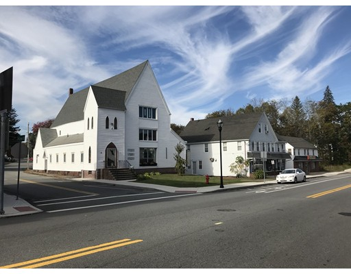 Multi-Family Home for Sale at 8 Church Street 8 Church Street Merrimac, Massachusetts 01860 United States