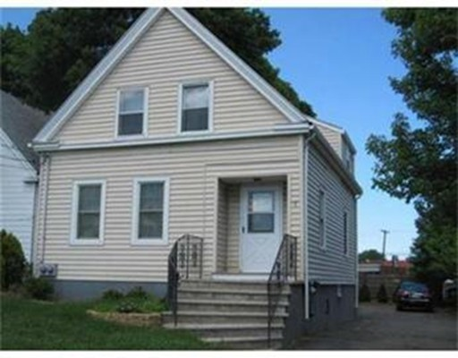 Single Family Home for Rent at 8 Federal Avenue Quincy, Massachusetts 02169 United States