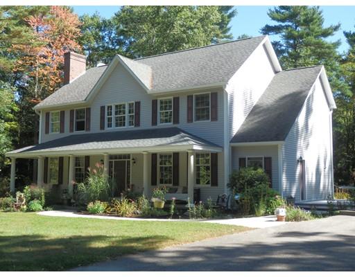 Casa Unifamiliar por un Venta en 105 Lord Road 105 Lord Road Templeton, Massachusetts 01468 Estados Unidos