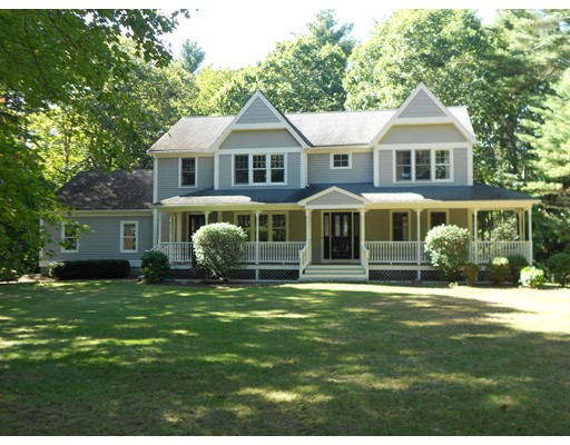 独户住宅 为 销售 在 167 York Road 167 York Road Mansfield, 马萨诸塞州 02048 美国