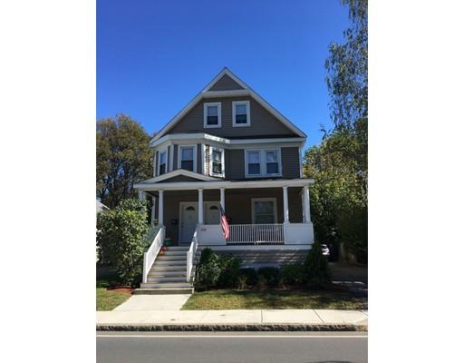 Single Family Home for Rent at 515 Lebanon Street 515 Lebanon Street Melrose, Massachusetts 02176 United States