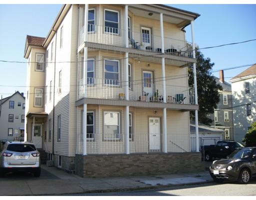 Maison unifamiliale pour l à louer à 25 Lombard Street 25 Lombard Street New Bedford, Massachusetts 02740 États-Unis