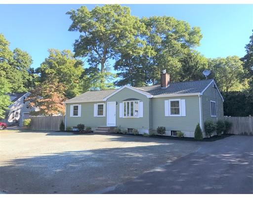 Maison unifamiliale pour l Vente à 57 Sherwood Circle 57 Sherwood Circle East Bridgewater, Massachusetts 02333 États-Unis