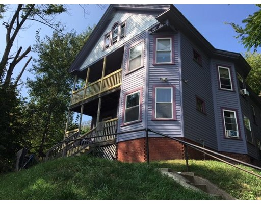 Multi-Family Home for Sale at 1550 Main Street Worcester, Massachusetts 01603 United States