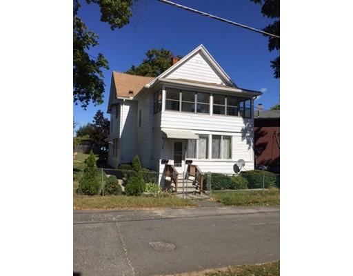 Casa Multifamiliar por un Venta en 38 Banner Springfield, Massachusetts 01151 Estados Unidos