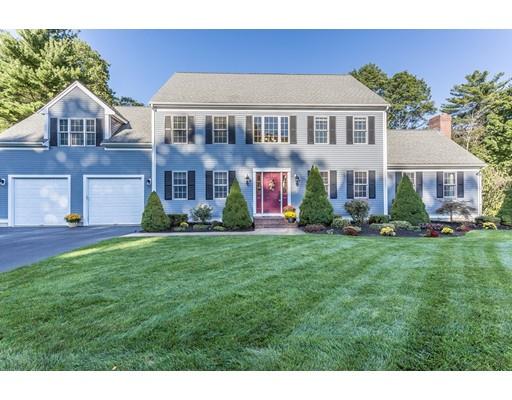 Enfamiljshus för Försäljning vid 10 Armstrong Court 10 Armstrong Court Bridgewater, Massachusetts 02324 Usa