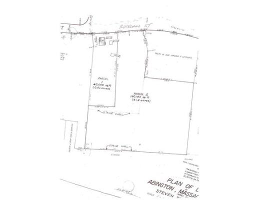 Land for Sale at Rockland Street Abington, 02351 United States