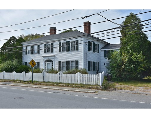 Single Family Home for Sale at 183 Lexington Street 183 Lexington Street Woburn, Massachusetts 01801 United States