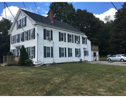 Multi-Family Home for Sale at 89 W Main Street 89 W Main Street Georgetown, Massachusetts 01833 United States