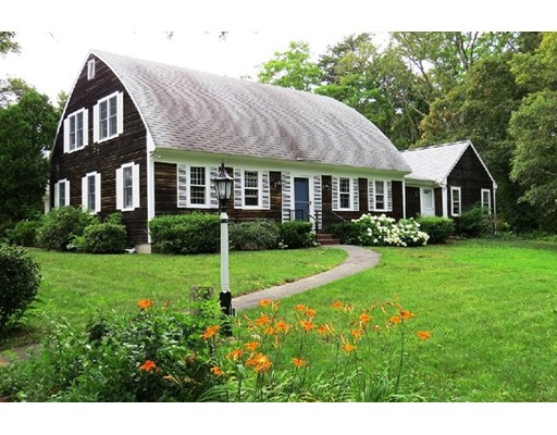 Single Family Home for Sale at 100 Portanimicut Road 100 Portanimicut Road Orleans, Massachusetts 02662 United States