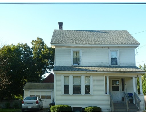 Single Family Home for Sale at 14 E Cleveland Street 14 E Cleveland Street Greenfield, Massachusetts 01301 United States