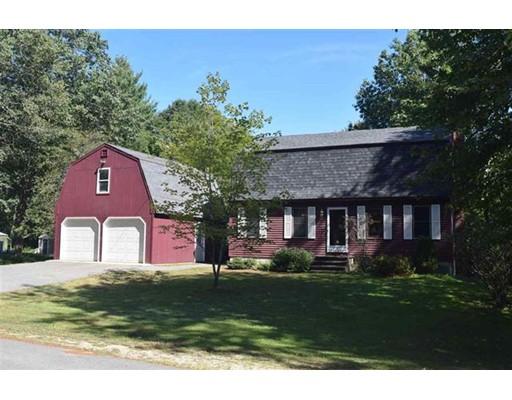 Maison unifamiliale pour l Vente à 23 Wildwood Drive 23 Wildwood Drive Fremont, New Hampshire 03044 États-Unis