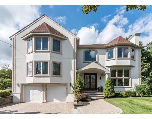 独户住宅 为 销售 在 15 Deborah Road 15 Deborah Road 牛顿, 马萨诸塞州 02459 美国