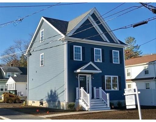 Casa Unifamiliar por un Venta en 190 LAKE STREET 190 LAKE STREET Waltham, Massachusetts 02451 Estados Unidos
