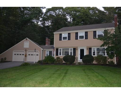 独户住宅 为 销售 在 58 Summer Street 58 Summer Street Norwell, 马萨诸塞州 02061 美国