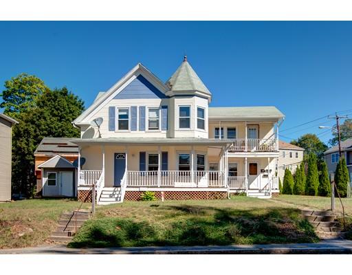 多户住宅 为 销售 在 105 Lake Street Webster, 马萨诸塞州 01570 美国