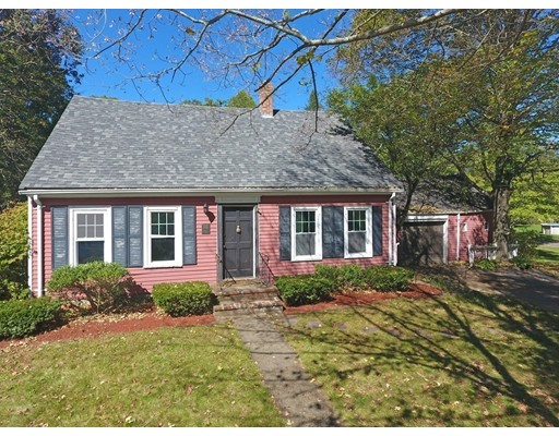 Single Family Home for Sale at 137 East Street Foxboro, Massachusetts 02035 United States