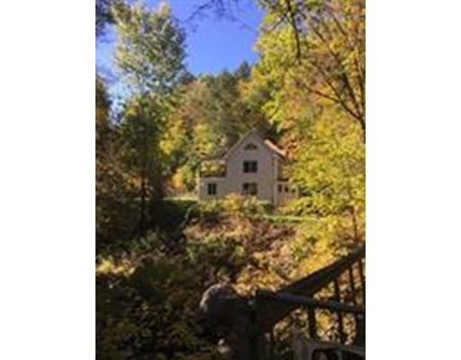 Single Family Home for Sale at 770 Blandford Stage Road 770 Blandford Stage Road Russell, Massachusetts 01071 United States