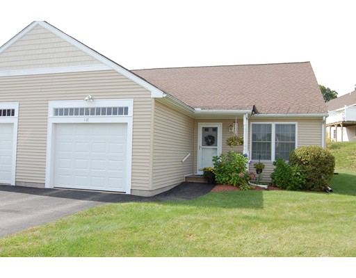Condominium for Sale at 117 Hillside Village Drive 117 Hillside Village Drive West Boylston, Massachusetts 01583 United States