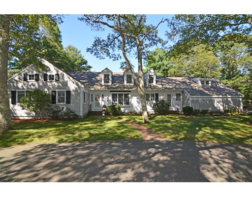 Casa Unifamiliar por un Venta en 10 Admirals Lane 10 Admirals Lane Barnstable, Massachusetts 02655 Estados Unidos