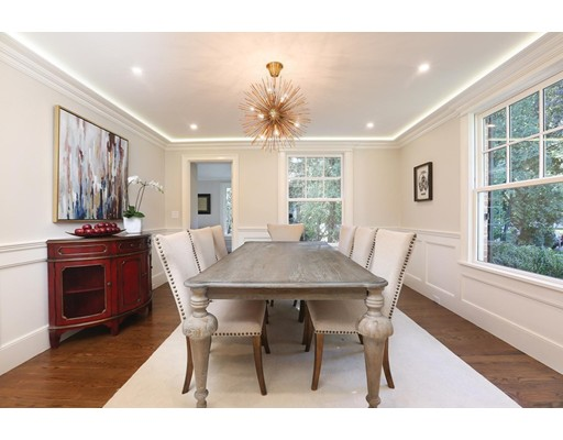 Single Family Home for Sale at 37 Hilltop Road 37 Hilltop Road Brookline, Massachusetts 02467 United States