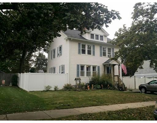 独户住宅 为 销售 在 148 Van Horn Street West Springfield, 01089 美国
