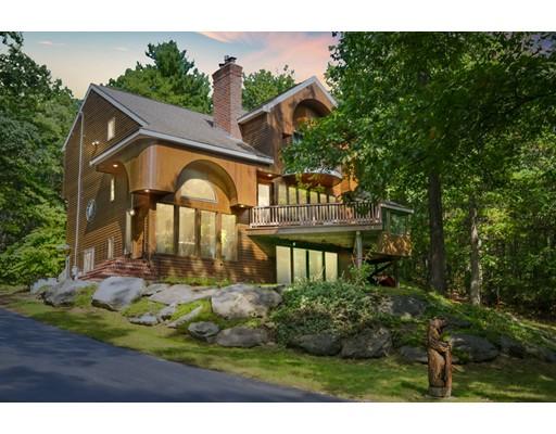 Casa Unifamiliar por un Venta en 34 Meetinghouse Road 34 Meetinghouse Road Windham, Nueva Hampshire 03087 Estados Unidos