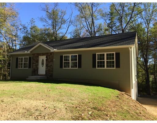独户住宅 为 销售 在 131 Adams Road 131 Adams Road East Brookfield, 马萨诸塞州 01515 美国